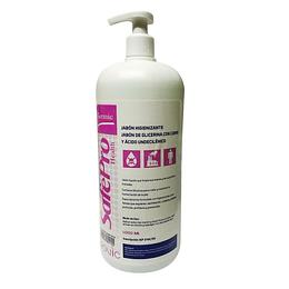 SafePro Jabón de Glicerina c/Cobre y Ácido Undecilénico 1000ml
