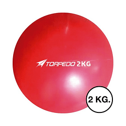 Torpedo Balón Medicinal 2kg