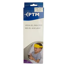 PTM Vincha Gel p/Niños – Universal