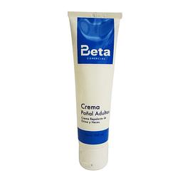 Beta Crema p/Pañal Adulto – Crema Repelente p/Orina – Heces
