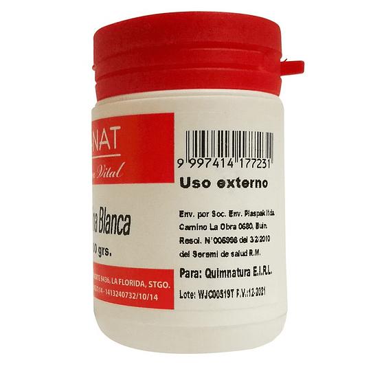 Vaselina Sólida Blanca 100grs Q-NAT – Quimnatura
