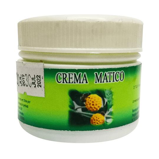 Crema de Matico Jaime Petit