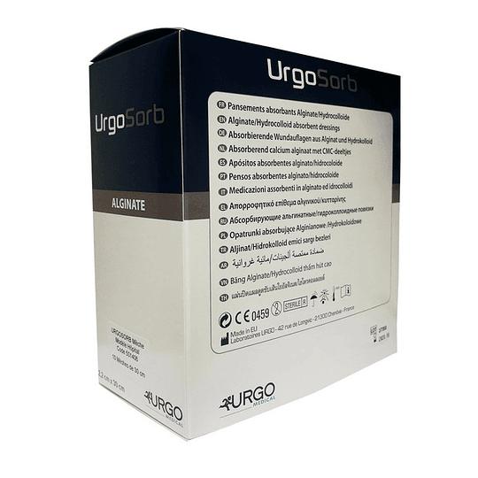 UrgoSorb Mecha Alginate 2,5x30cm – Apósito Absorbente Hidrocoloide