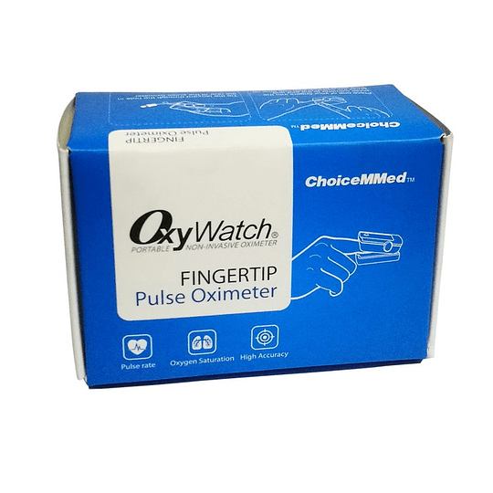 Oximetro ChoiceMMed Oxywatch