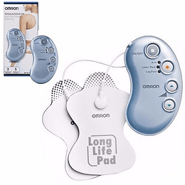 Electroterapia Tens Portatil Omron HVF158