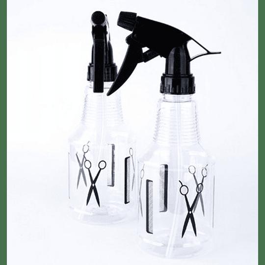 Pulverizador/Rociador Peluqueria-Barbería Transparente