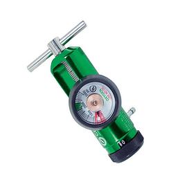Regulador Oxigeno Conexión Yugo CGA 870 (Barba)
