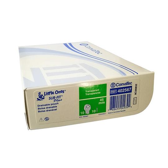 402567 - Bolsa Drenable Transparente 45mm Sur-Fit Plus Little Ones