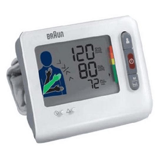 Braun Vitalscan 5 (Monitor de Presión) BPW4100E