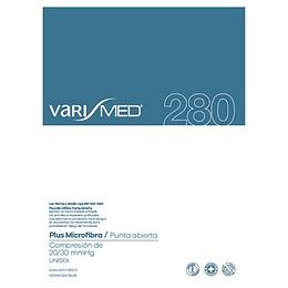 Panty Varimed Microfibra 280 Punta Aperta