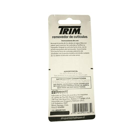 01163 – Removedor de Cutículas TRIM