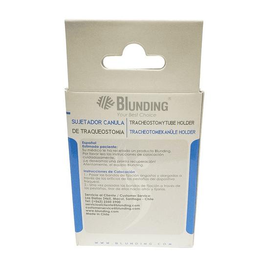 E-729 – Sujetador Cánula Traqueostomia Blunding