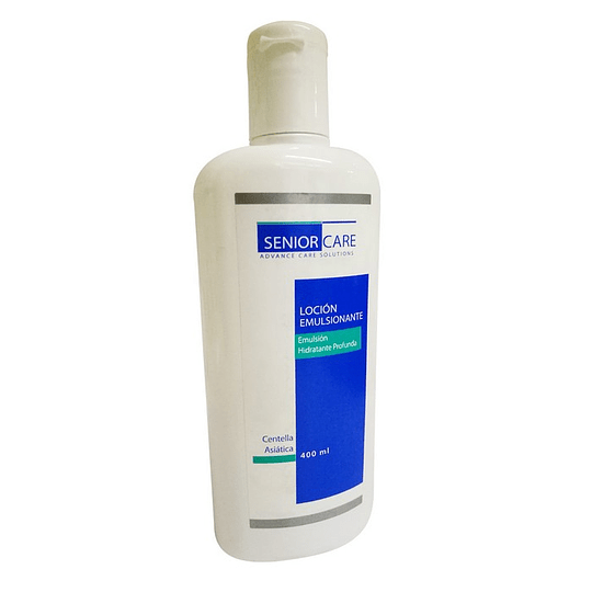 276533 Loción Emulsionante Senior Care 400ml