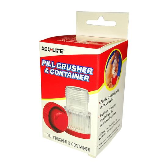 PC12 – Aculife Pill Crusher Container (Trituradora Pastillas)