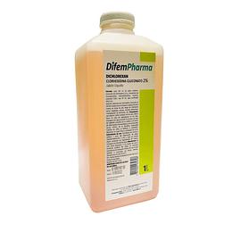 Dichlorexan – Clorhexidina Gluconato 2% – 1000cc – Jabón Líquido
