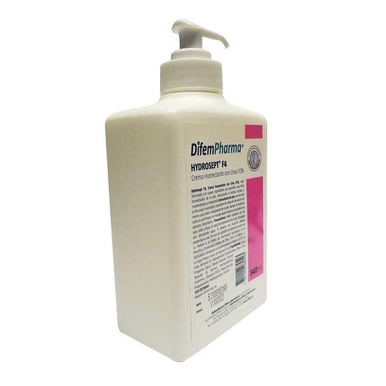 HydroSept F4 – Crema Humectante con Urea 10%