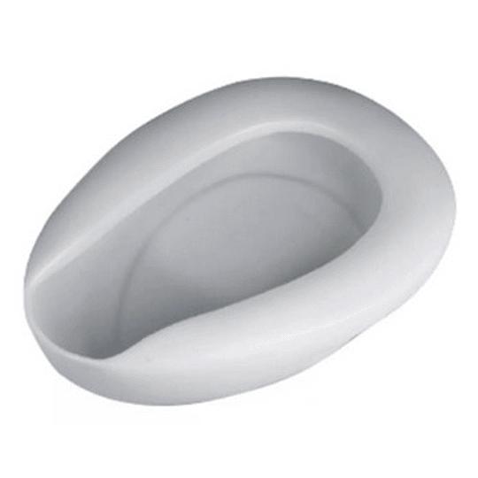 Chata ovalada Plástica