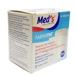 21010M – Med's FarmaTNT 5cm x 10mt – Tela no Tejida Adhesiva Hipoalergénica