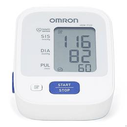 Monitor de Presión Arterial de Brazo Omron HEM 7122