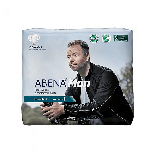 Abena Man Formula - Pack de 15
