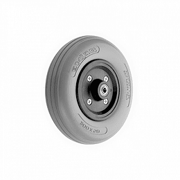 Rueda Maciza Aro 8 (200X50mm)