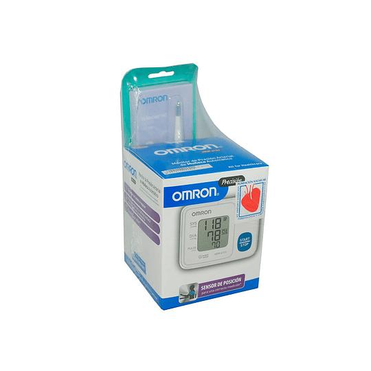 Pack Omron Tensiómetro De Muñeca + Termómetro