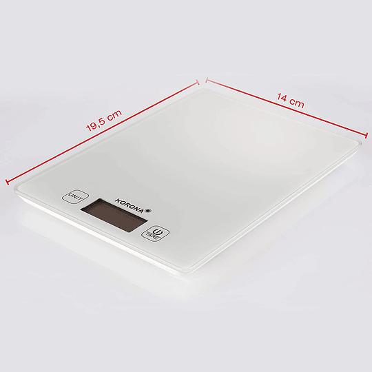 70245 - Báscula (Balanza) de Cocina Digital Korona Thea