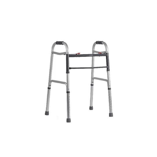 SC-4001 Andador Ortopédico Plegable de Aluminio 2 Botones