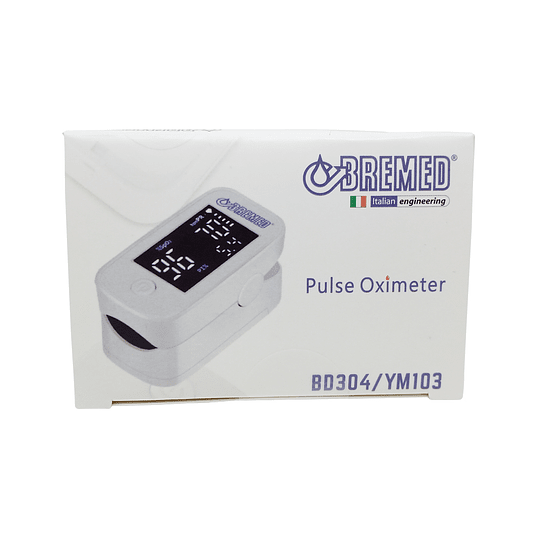 BD304/YM103 - Oxímetro de Pulso Bremed