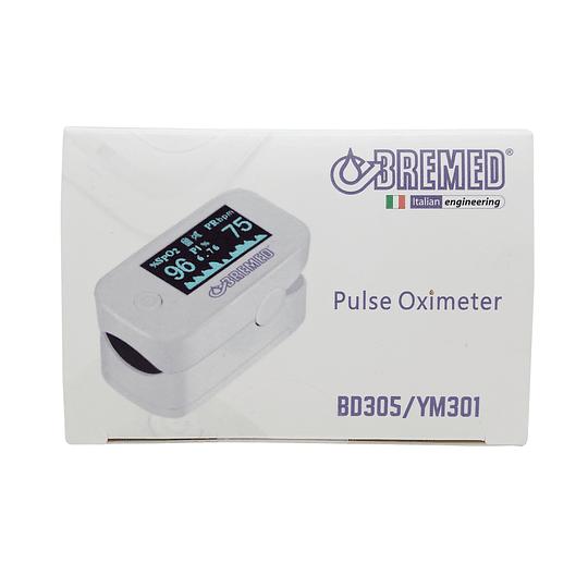 BD305/YM301 - Oxímetro de Pulso Curvo Bremed
