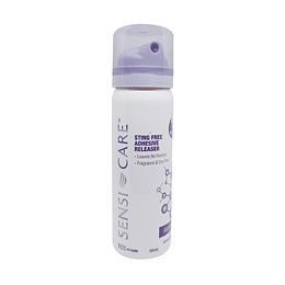 413499 – Sensicare Sting Free Adhesive Releaser – Eliminador de Adhesivo 50ml