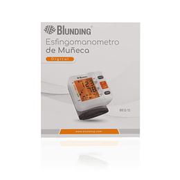 BEQ-12 - Esfingomanómetro Digital de Muñeca Blunding