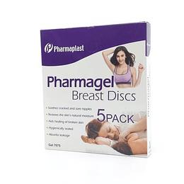 Pharmagel Breast Discs - Almohadillas de Hidrogel p/Pezón