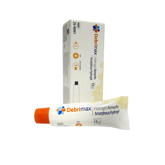 25-W041 - Debrimax Hidrogel Amorfo 15 gr