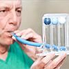 Incentivo Respiratorio, Inspirómetro De 3 Esferas