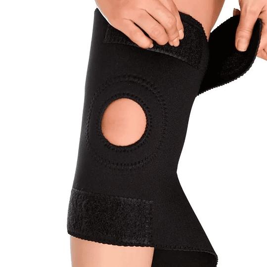 Rodillera Ortopedica Rotula Abierta Ajustable