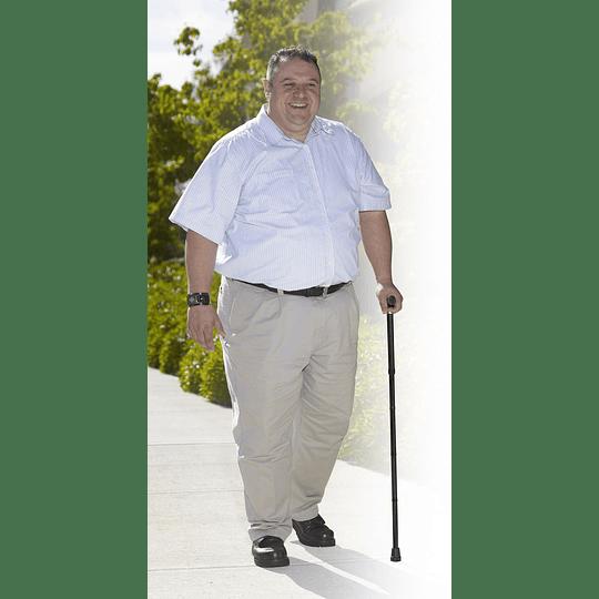 Baston Ortopedico Plegable En Aluminio, Graduable
