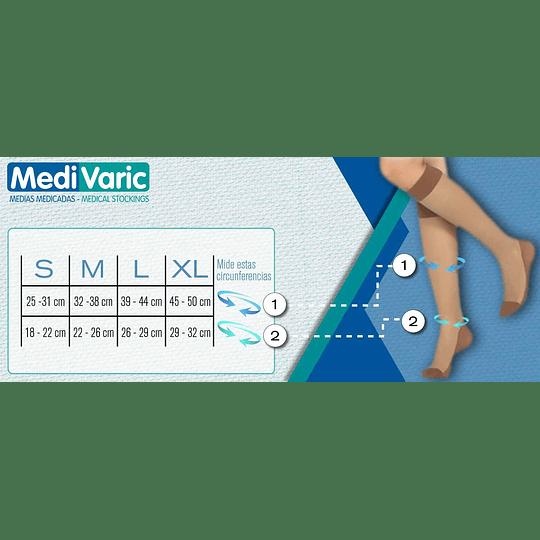 Medias Ortopédicas Mediana Compresión 15 - 20 Mm Hg
