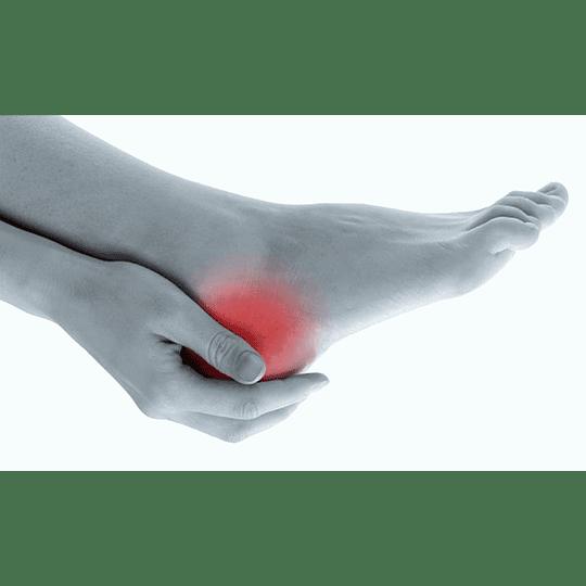 Taloneras Ortopédicas Tulis Alto Impacto
