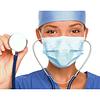 Tapabocas Quirúrgico Desechables - Registro Invima (Caja x 50 Und)