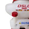 FUMIGADOR / PULVERIZADOR ESPALDA 450M  2.86 HP 14L C/MOTOR Y JOYSTICK OSLO®