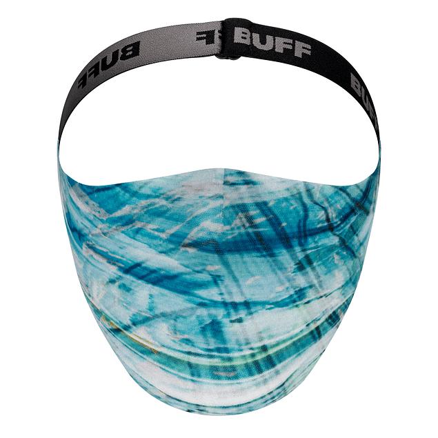 Filter Mask Makrana Sky Blue