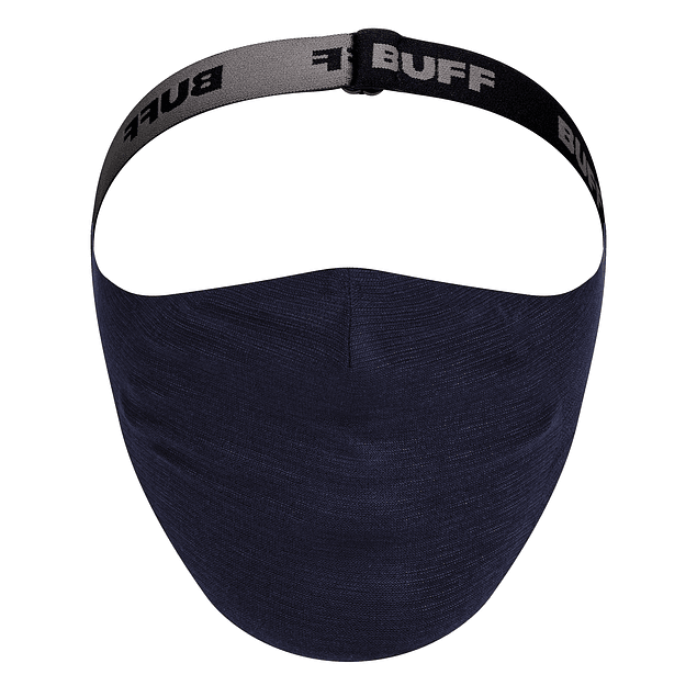 Filter Mask Solid Night Blue