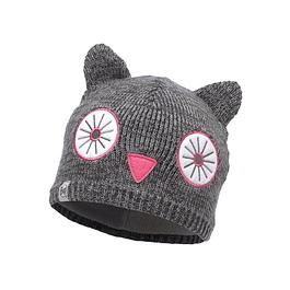 Knitted & Polar Hat Child Shila Grey Vigore Primaloft