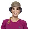 Travel Bucket Hat Zadok Blue-O S/M