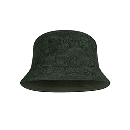 Trek Bucket Hat Checkboard Moss