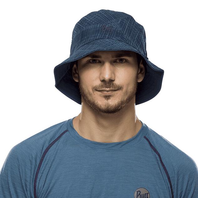 Trek Bucket Hat Keled Blue S/M