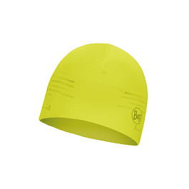 Microfiber Reversible Hat R-Solid Yellow Fluor