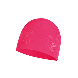 Microfiber Reversible Hat R-Solid Fuchsia