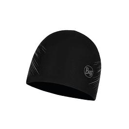 Microfiber Reversible Hat R-Solid Black